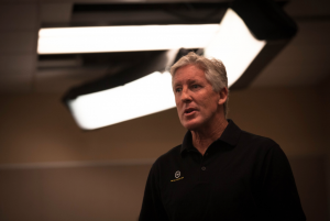 Pete Carroll - Elite 11 Finals 2012